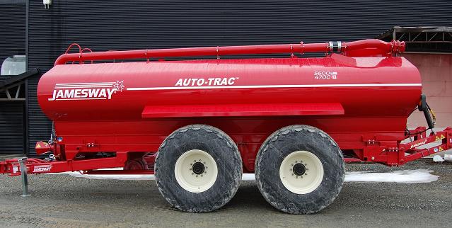 Auto-Trac tanker